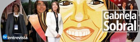Slideshow2 A Entrevista - Gabriela Sobral