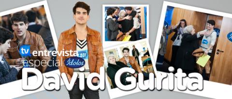 A Entrevista David Gurita