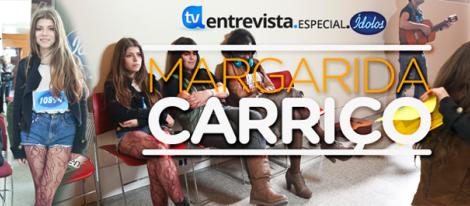 Margarida Noticia A Entrevista - Margarida Carriço