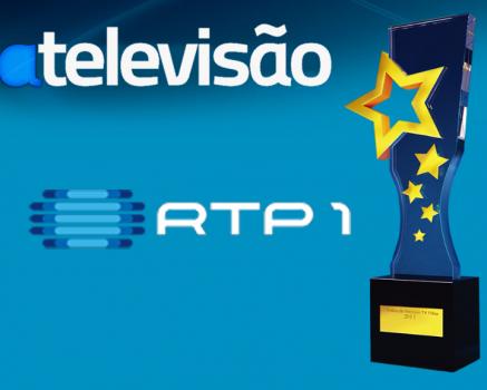 """RTP TV 7 Dias RTP conquista sete """"Troféus TV 7 Dias de Televisão 2011"""""""