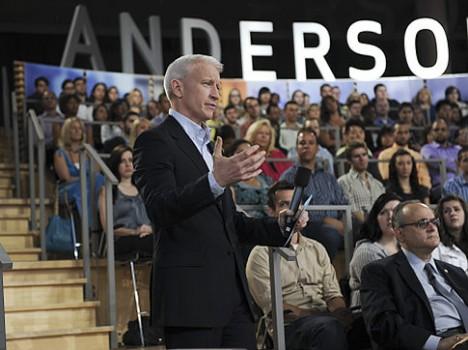 Talk-show Anderson Cooper
