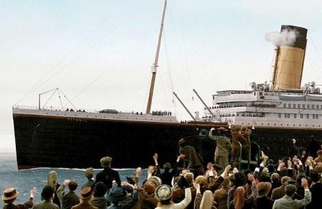 Titanic Bbc Titanic Regressa À Televisão Portuguesa Este Natal