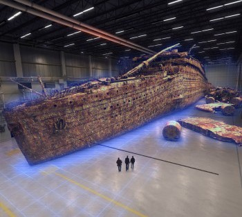 Titanic Fuera Del Agua Virtual Canal História Estreia Dia 15 De Abril &Quot;Titanic: Mistério Resolvido&Quot;