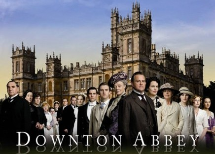DowntonAbbey Final da terceira temporada de «Downton Abbey« bate recorde de audiências