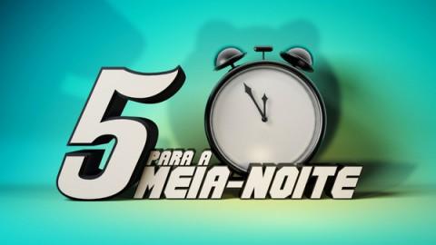 Logo Azul NILTON Moda e televisão no «5 Para a Meia-noite»