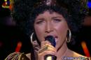 Luciana Abreu Juennifer Hudson Luciana Abreu Esclarece Os Fãs Sobre Polémica Em «A Tua Cara Não Me É Estranha»