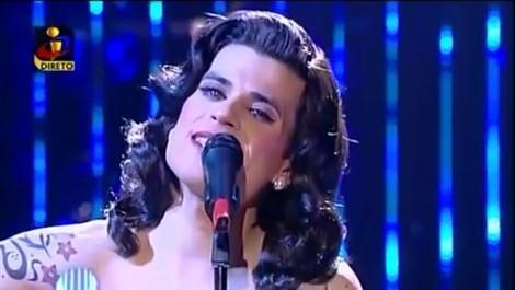 Nova imagem FF vence oitava gala de «A Tua Cara Não me é Estranha 2» (com vídeo)