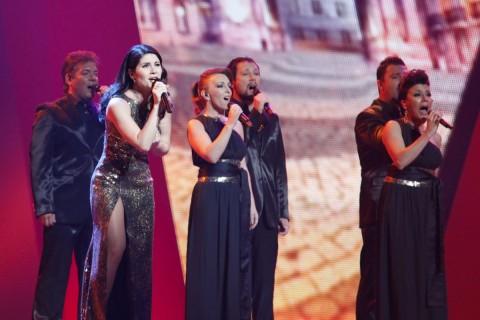 Ensaio Geral ESC Filipa Eurovisão