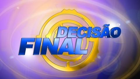 Decisão Final Logotipo