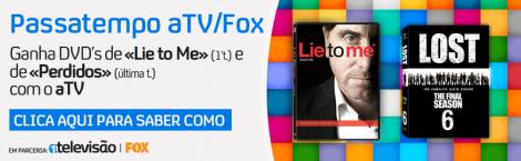 Passatempo Fox E Os Vencedores Do Passatempo Atv/Fox São...