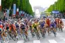 Tour De France Vitória De Rui Costa No «Tour De France» Dá Bom Resultado À Rtp2