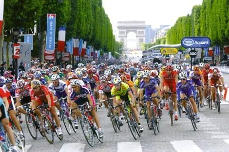 Tour De France «Tour De France» Na Rtp