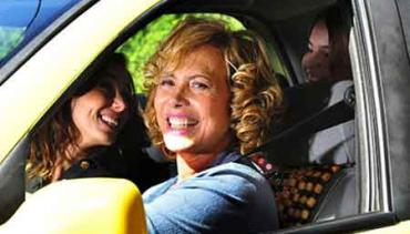 Arlete Salles é a taxista «Vilma» de «Fina Estampa»
