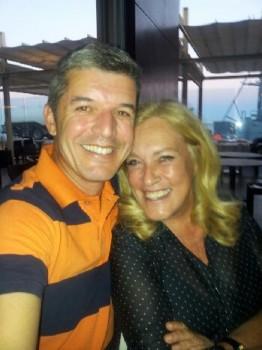 João Baião e Teresa Guilherme