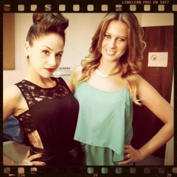 Daniela e Vanessa