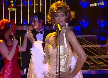 Ff Shirley Ff É O Grande Vencedor De «A Tua Cara Não Me É Estranha»