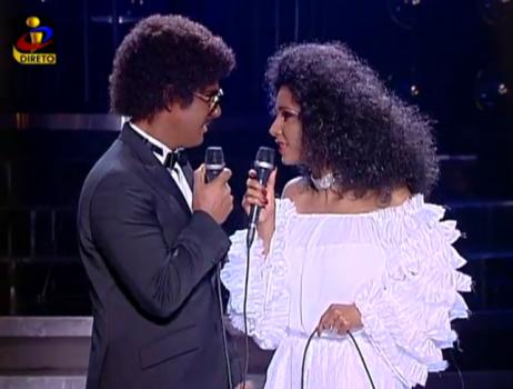 Ricardo Soler e Luciana Abreu