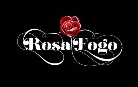 Logótipo Rosa Fogo