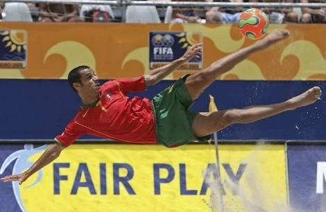 mundialito Mundialito de Futebol de Praia é na TVI