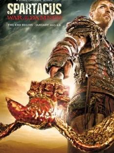 Spartacus 595 Watermark Novos Posters De &Quot;Spartacus&Quot; E &Quot;Game Of Thrones&Quot;