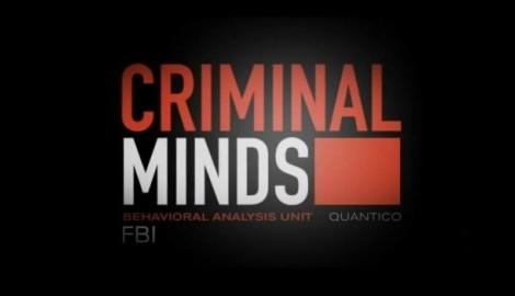 001Ec1Ab «Criminal Minds» Renovada Para 12ª Temporada