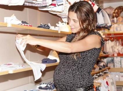 660X495 Joana Solnado Faz As Primeiras Compras Para O Bebé