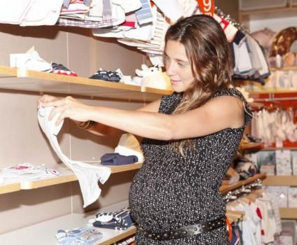 Joana Solnado Faz As Primeiras Compras Para O Bebé
