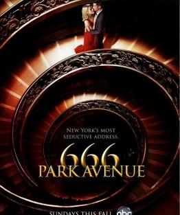 666 Park Avenue Official Poster 26Junho2012 02 As Novas Séries Dramáticas Da Abc (Inclui Vídeo)