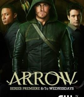 Arrow Poster «Arrow»: «John Diggle» Ganha Máscara [Com Imagem]