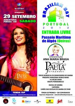 Brazilian Day Portugal TV Globo
