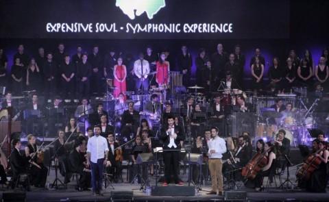 Expensivel soul symphonic experience
