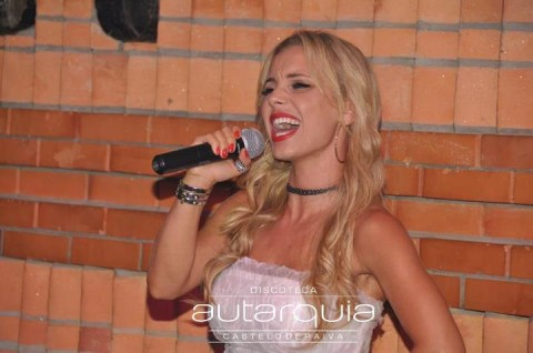 Luciana Abreu Discoteca Luciana Abreu sofre problema renal