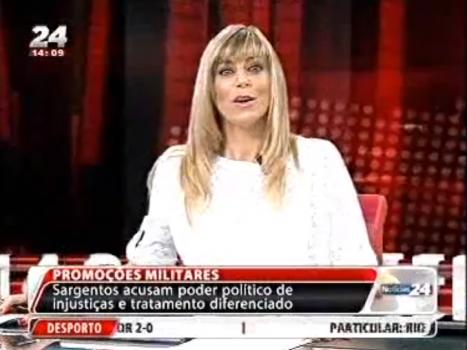 Raquel Matos Cruz tvi24