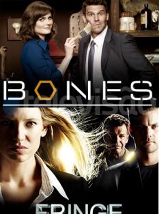 Bones And Fringe «Bones» E «Fringe» Ganham Novos Genéricos [Inclui Vídeo]