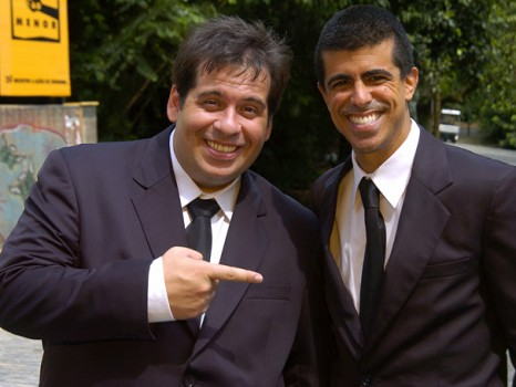 Os caras de pau TV Globo