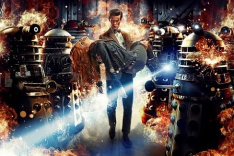 Doctor Who Sétima Temporada De «Doctor Who» Com Primeiro Trailer