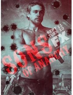 Jax Soa «Sons Of Anarchy» Promovida A Todo O Gás [Com Vídeos]