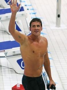 olympics swimming july 28 lochte 003 Das piscinas para «90210»