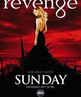 Revenge Poster 375X500 Veja Os Novos Sneak Peeks De «Revenge»