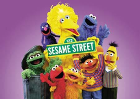 Sesame Street «Sesame Street» Com Convidados De Luxo
