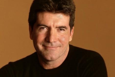 simon cowell Simon Cowell assina com grupo do «The X Factor USA»