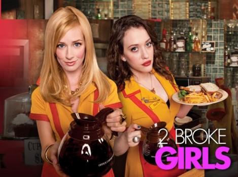 2 Broke Girls «2 Broke Girls» Regressa Hoje Para Segunda Temporada
