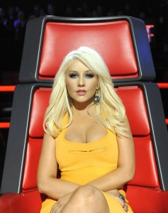 Christina Aguilera The Voice Christina Aguilera triste por abandonar «The Voice»