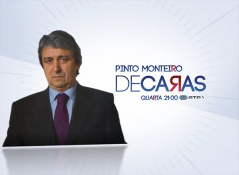 De Caras Quarta Rtp 1 Pinto Monteiro &Quot;De Caras&Quot; Entrevista Pinto Monteiro