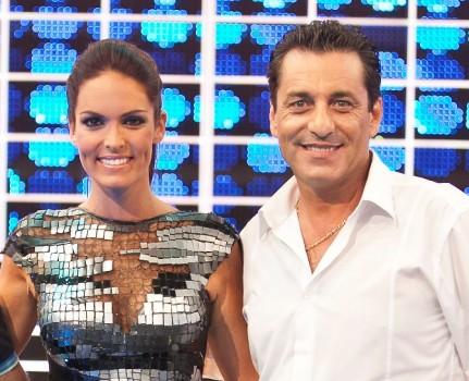 Diana Chaves E Paulo Futre Diana Chaves E Paulo Futre Vão Dançar Na Segunda Gala De «Toca A Mexer»