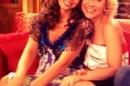 Jessica Athayde e Carla Andrino