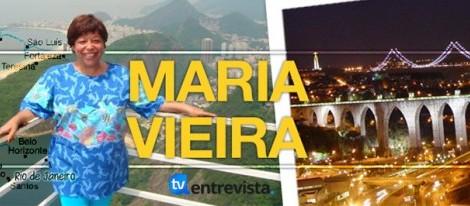 Maria Veira Not A Entrevista - Maria Vieira