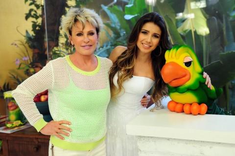 Paula Fernandes e Ana Maria Braga - bd