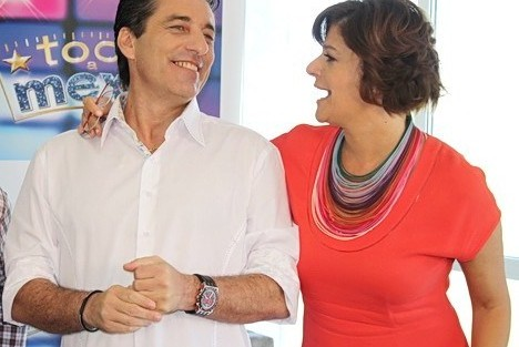 Paulo Futre E Júlia Paulo Futre Confirma Nova Rubrica No «Querida Júlia»