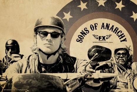 Sons Of Anarchy Estreia Da T6 De «Sons Of Anarchy» No Fox Crime